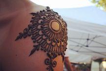 tatoo henne'