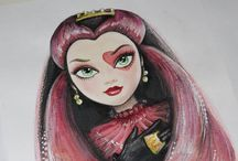 Lizzie Harts Ever After High