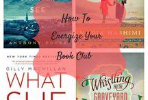 Book Clubs | BOOKS