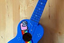 Guitar porn.