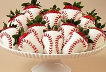 Party Ideas - Sports Themes / by Traci Palmieri