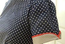Manches : Inspiration couture / Sélection de jolies manches pour vous donner des idées de manches travaillés !