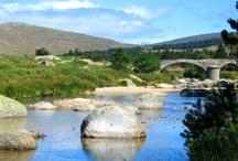 Envie de... baignade / Tantôt amie tantôt ennemi les rivières font partie intégrante de la vie du pays cévenol et sont autant d'oasis de fraîcheur en été.
