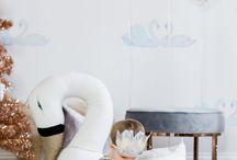 Swan Party - Anniversaire thème cygne / Idées et inspirations autour d'un anniversaire sur le thème du cygne