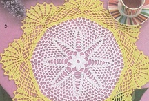 Crochet Doilies / by Ruth Burkhardt