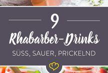 Rhabarber - Ran an die Stangen! / Rhabarber, Rhabarber, Rhabarber... Was wäre der Frühling nur ohne das Stangengemüse? Egal, ob karamellisiert, eingekocht oder gebacken – mit diesen Rezepten holst du das beste aus dem süß-saueren Gemüse raus!