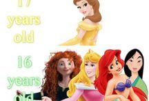 Princess☺︎ / Fun facts about princess ;D
