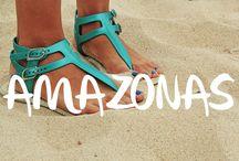 #PUTonAmazonas   Calce essa ideia. / Nossas belezinha em pés ao redor do mundo ✈ Our babies out there!