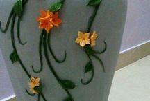 Çiçek hamuru