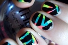 Nails / Different types of nail designs