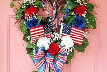 Fourth of July / by Mad Hatter
