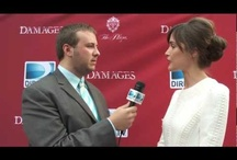 My Interviews / My interviews on the red carpet. Working on becoming the JCpenney's version of Andy Cohen.  / by Max Wyeth