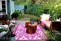 The Backyard / by Becca Wieronski