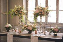 Industrial wedding styled shoot
