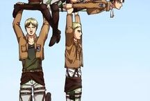 Attack on Titan *3*