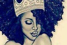 Black girl popping