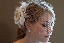 Wedding Veil, Hairpieces  - INSPIRATION