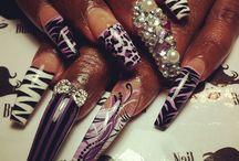 Nail Bully Nail Art / Nail Art for people who love nail polish art