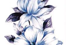 Blommor växter