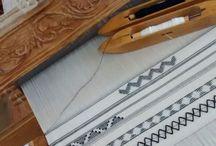 My weaving workshop