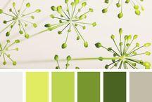 Color Inspiration / by Jennifer