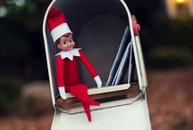 Elf on the shelf / by Deanna Schley