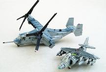 вертолёты и самалёты