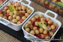 Saladas e Molhos p/ saladas