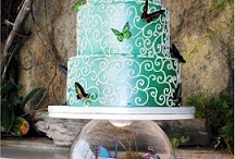 Colorful wedding Cakes / by Jenniffer White