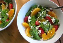 Salads / by Marina Boroday
