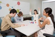 Team Building / Team building ideas, ice breaker games, office group activities and training exercises.