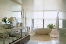 Home - Bathrooms / by Liesl Williams