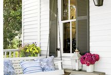 dream home {front porch}