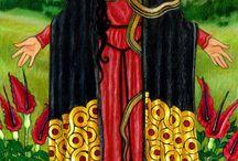 Angitia & the Goddess