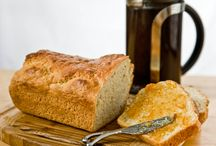 Baking - Cooking - Pantry / We love food! From local hot sauce, honey and baking mix to brands like Fiestaware, Cuisinart and Kyocera.