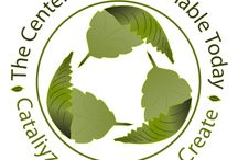 The Center for a Sustainable Today / The Center for a Sustainable Today is catalyst for sustainable living in Portland Oregon. We have 3 main projects:  a TV show: Sustainable Today greenway projects: The Green Neighborhoods Project and The Green Neighborhoods Festival
