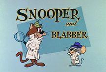 CARTOON • Snooper & Blabber