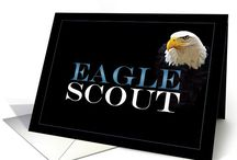 Eagle Scout Invitations and Cards