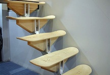 Skateboards / by Karen Griffith