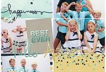 Snap It Up Project Life inspiration Board / A group board where we can share inspiring Project Life pins we find!!