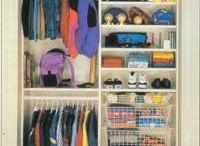 Teen closets