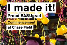 Welcome to the #ASUgrad family! / Use these images to share on your Facebook, Twitter or Instagram how proud you are of your #ASUgrad!   / by Arizona State University