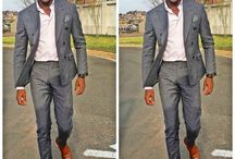 Lunga Shabalala LM Tailored Suit Wardrobe / All the key essential ideal for your style and personality.