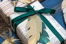 Geschenkideen & Einpack-Tricks / Alles Sehenswerte rund um die Themen Geschenkideen & Geschenke kreativ verpacken