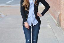 jeans combinaciones