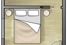 Bedroom mansarda