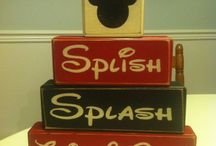 Mickey Mouse Bathroom for the kids... / by Kimberly Carpenter