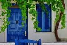 greek scenes