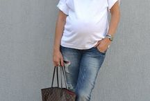 Street style | Pregnant