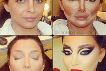 Fine make up